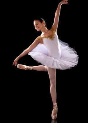 芭蕾入门基础知识:基本动作训练大踢腿